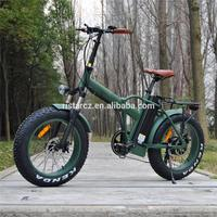 Most Popular Cheap 20Inch 48V 15.6AH Lithium Battery 500W Road Electric Bike for Man RSEB-507