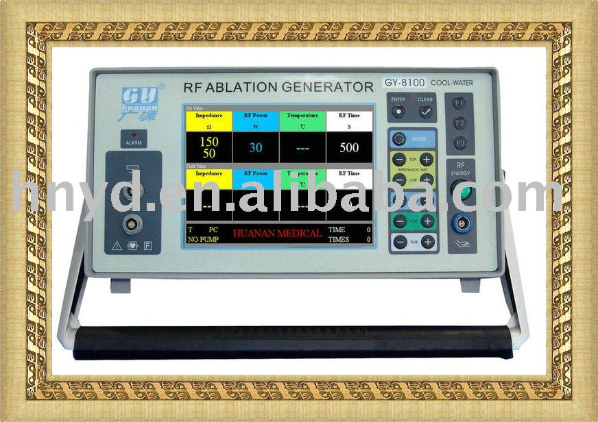 Radiofrequency Ablation Generator - RFA