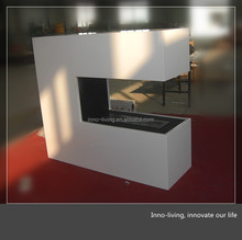 on sale Free standing ethanol fireplace, infrared fireplace