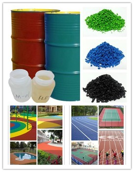 PU Binder Glue , Waterproof Glue For epdm Rubber Granules -FN-I-16032203