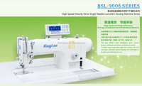 BSL-9008DKA high speed directly drive single needle lockstitch sewing machine price