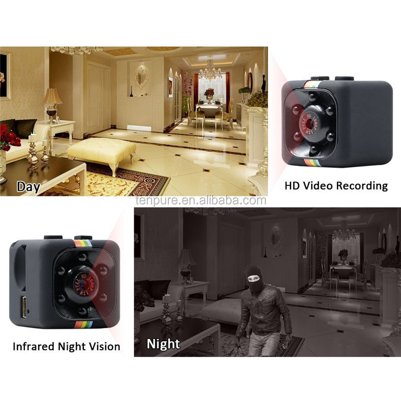 SPY SQ8 SQ11 SQ12 SQ13 SQ15 SQ16 SQ18 Mini Camera 1080P 720P Video Recorder Digital Cam Micro Full HD