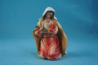 Various bible polyresin figurine, cheap polyresin nativity figurines on sale