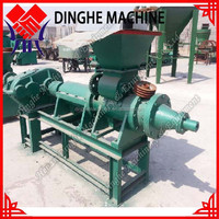 Widely used coal slurry briquette making machine