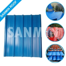 Corrugated PVC Plastic Roof Tiles Prices For Wearhouse Roofing