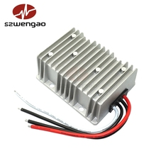 Boost Converter 12V DC to DC 48V 8A Step-up Convertidor for Electric Bicycle