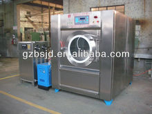 Denim Jeans Bleaching Fixing Patterns Making Ozone Washing Machine