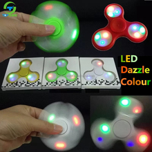 High Quality Led Spinner Fidget For Children And Adults Toy Fidget Spinner