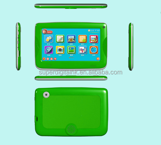 China cheap 7inch kids tablet pc manufacture price