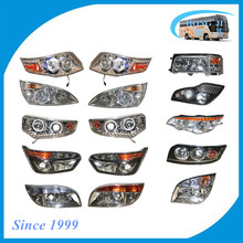 led auto truck bus headlight for Yutong Higer Kinglong Toyota Coaster Volvo