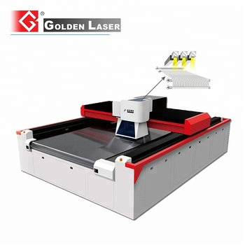 Galvo Laser Machine for Sandpaper Micro-Holes Perforating
