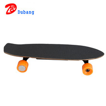 china import electric waveboard skateboard with 500w hub motor