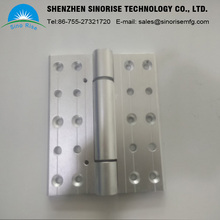 Home Industry Machinery Customized Big Size Aluminum Door Hinge & Window accessories