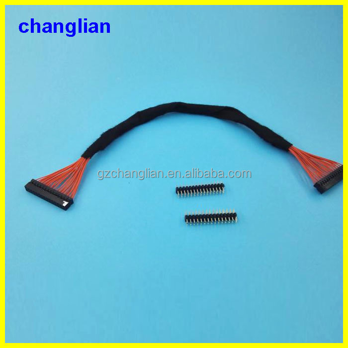 Ribbon flat cable assembly 90327-0308