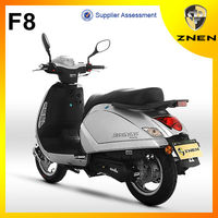 The New Generation 2017 year 150CC F8 Classical Gas Scooter with nice appearance and perfect performance