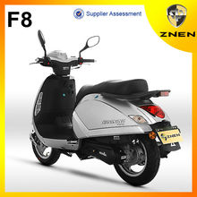 The New Generation 2018 year 150CC F8 Classical Gas Scooter with nice appearance and perfect performance