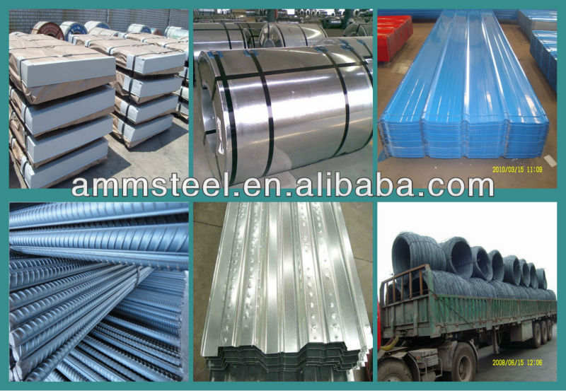 Hot dip galvanized steel coil /GI coil/GI sheet from China supplier