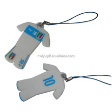 soft pvc silicone Keyring Key Ring Chain for Bag Charm Pendant Gift