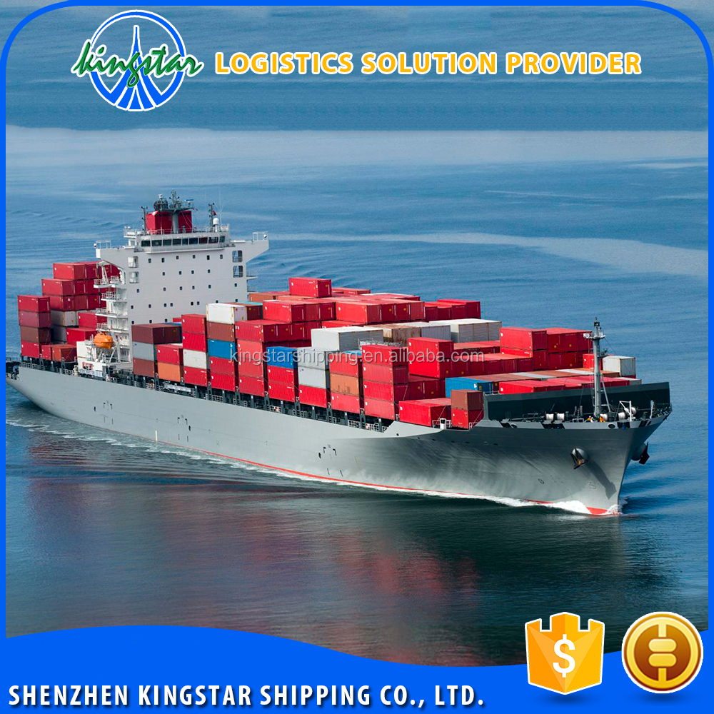 SHIPMENT CARGO SERVICE CHINA SHENZHEN SHIPPING OCEAN SEAFREIGHT BULK PRODUCTS FROM CHINA
