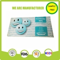 China manufacture alibaba custom spunlace wet towelette
