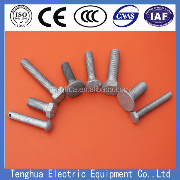 2016 Track Bolt for Railway Fastening