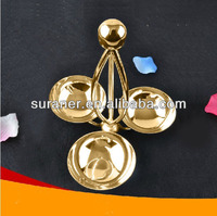High quality hotel The boat towel plate