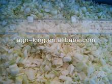 types organic food of frozen cabbage