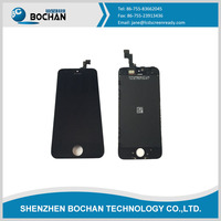 china touch mobile phones low price for iphone 5s original lcd touch screen Digitizer Assembly