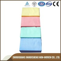 Nonwoven kitchen cleaning supplies/daily cleaning wipes/dry cleaning wipes