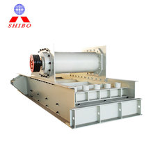 Latest large capacity linear vibrating pan feeders