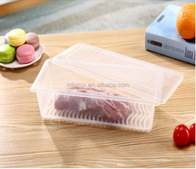Multi-purpose and high quality crisper for fruit/ vegetable/ fish/ meat in freezer