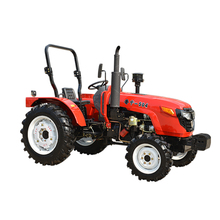 cheap factory price 50hp 4WD luzhong504 farm tractor in austrilia