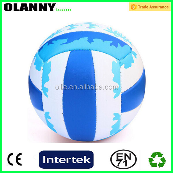 110-420g standard new mold giant inflatable volleyball