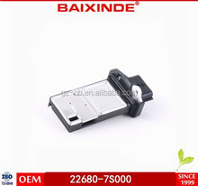 BAIXINDE3 Engine Auto Parts OEM 22680-7S000 22680-7S00A Air Flow Meter
