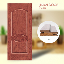 2016 high quality Veneer wooden door skin