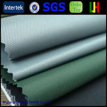 hot sale 300d 600d 100% polyester pvc oxford fabric/pvc backing polyester fabric