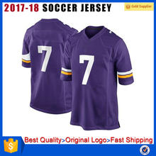 Heat transfer sublimation digital printing custom american football wear