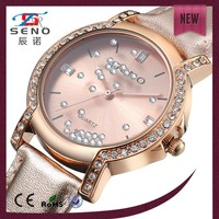 2016 stones latest sexy new style fashion ladies watches