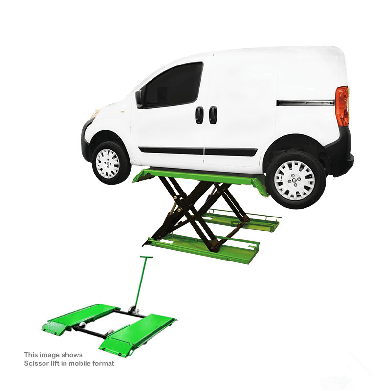 Portable Hydraulic Car Jack Car Lift For Garages Low Profile