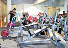 Body Building Equipment /Multi Hip machine