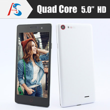 mtk6582 quad core cell phone 5inch HD touch screen 3G smart low cost korea