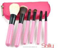 Mini 6pcs make up brush