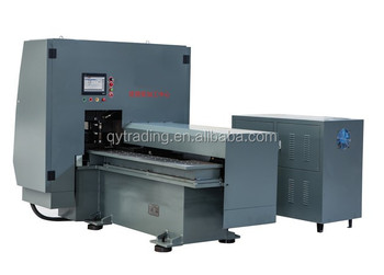 CNC connection busbar processing machine
