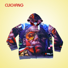 custom embroidery hoodies mens windproof hoodies