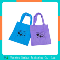 Newly fashion the non woven handbag manufacture