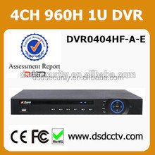 4ch 960h dahua h 264 dvr viewer DVR0404HF-A-E