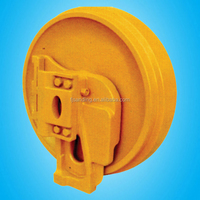 china supplier factory directly bulldozer drive roller, idler wheel