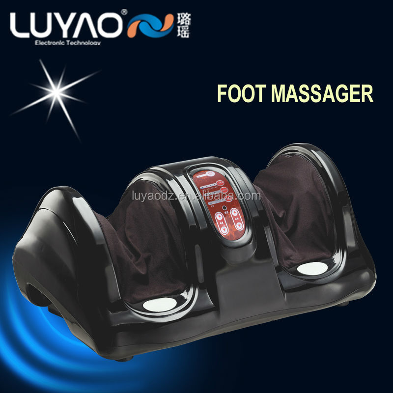 2014 simple and convenient to use stimulate acupoints foot massager LY-301A