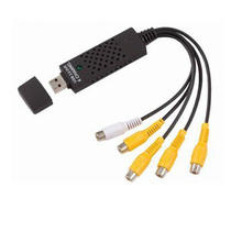 Best price 4 channels USB Video/Audio Capture Card Supply AV grabber/capture