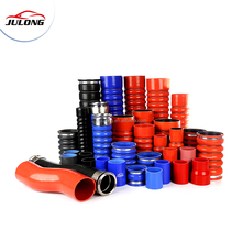 high performance intercooler flexible air intake silicone hose turbo